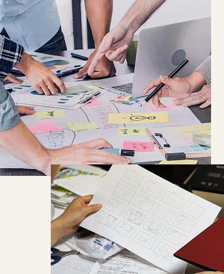 企画会議のイメージ