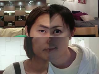 日々の音色風余興DVD顔合わせ4人